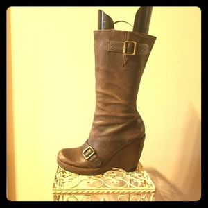 Anthropologie 'Riding Boot'